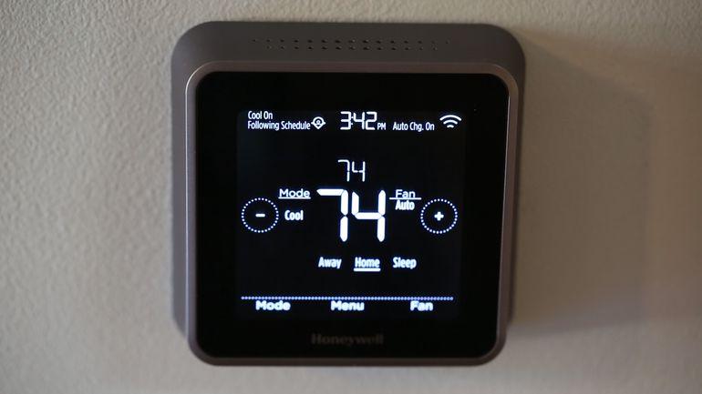 Image result for carrier 5c smart thermostat