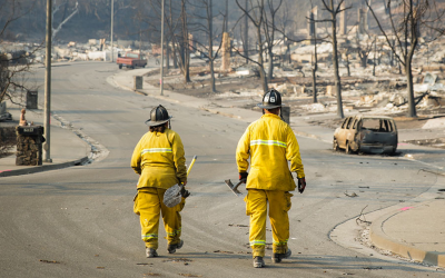 Housing Prices Spike After Santa Rosa Fires in California