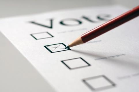 ballot vote