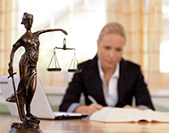 justice-symbol-attorney-writing-background