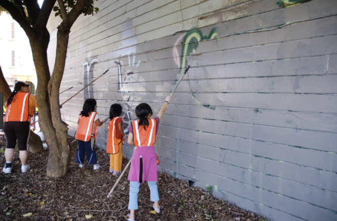 San Francisco Department of the Environment's Community Clean Team