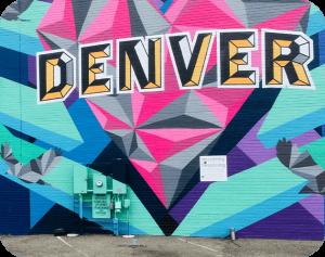 denver mural painting