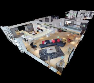 virtual tour of rental property